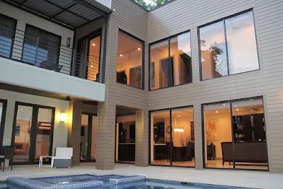 แบบบ้าน 2 ชั้น Modern Style ด้านใน