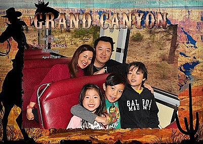 grand canyon trailway train