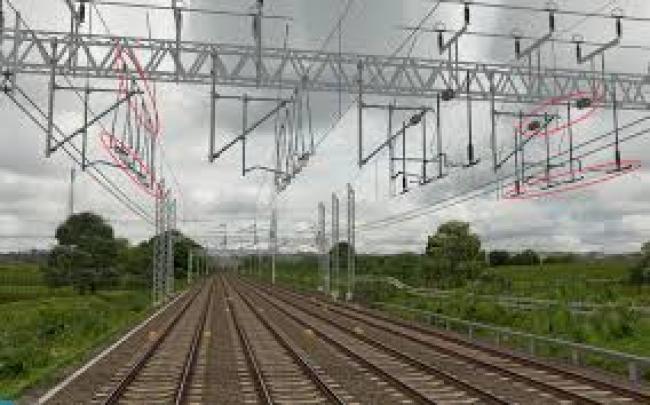 Electrification+of+Railway+Tracks