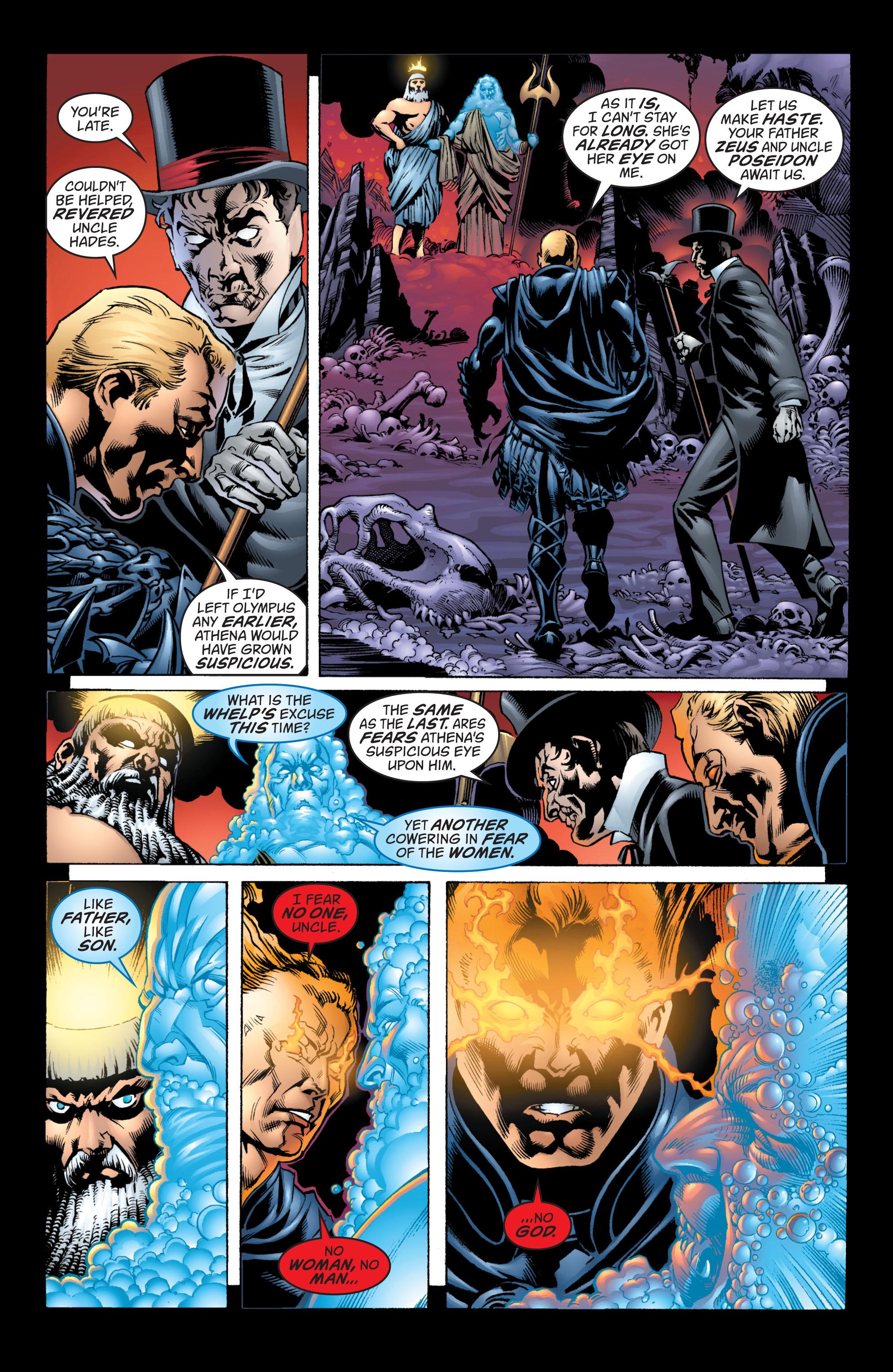 Read online Wonder Woman (1987) comic -  Issue #215 - 8