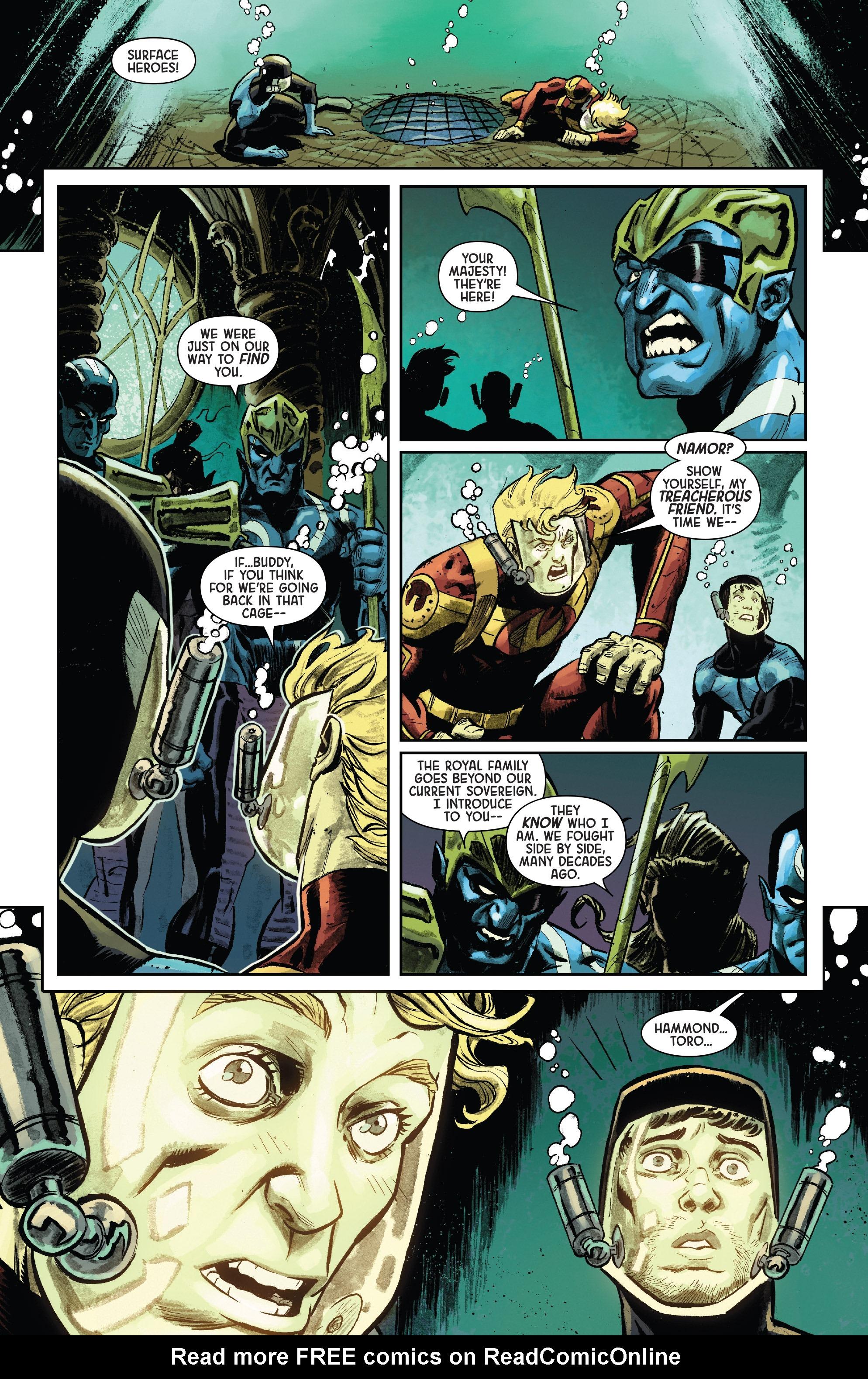 Read online Secret Empire: Brave New World comic -  Issue #2 - 22