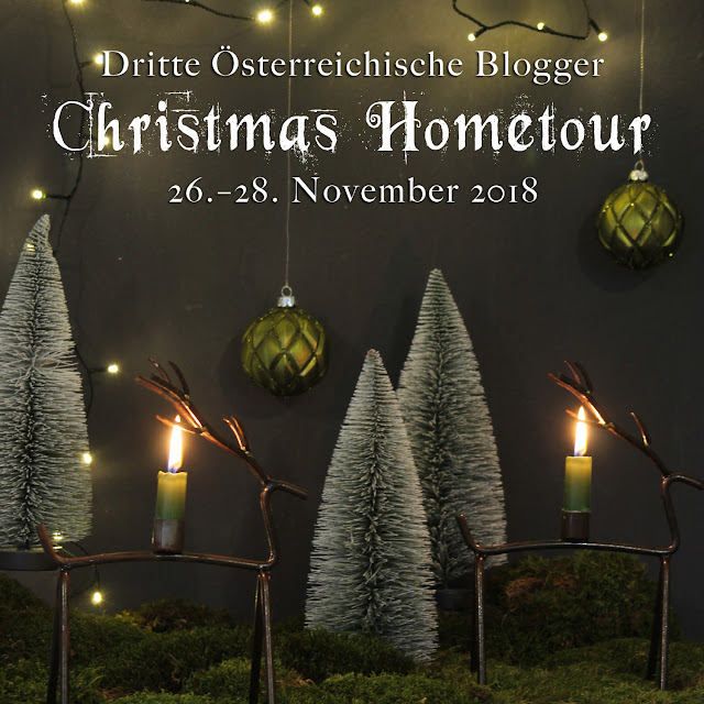 Blogger Christmas Hometour