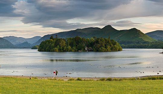 Lake District, Inggris