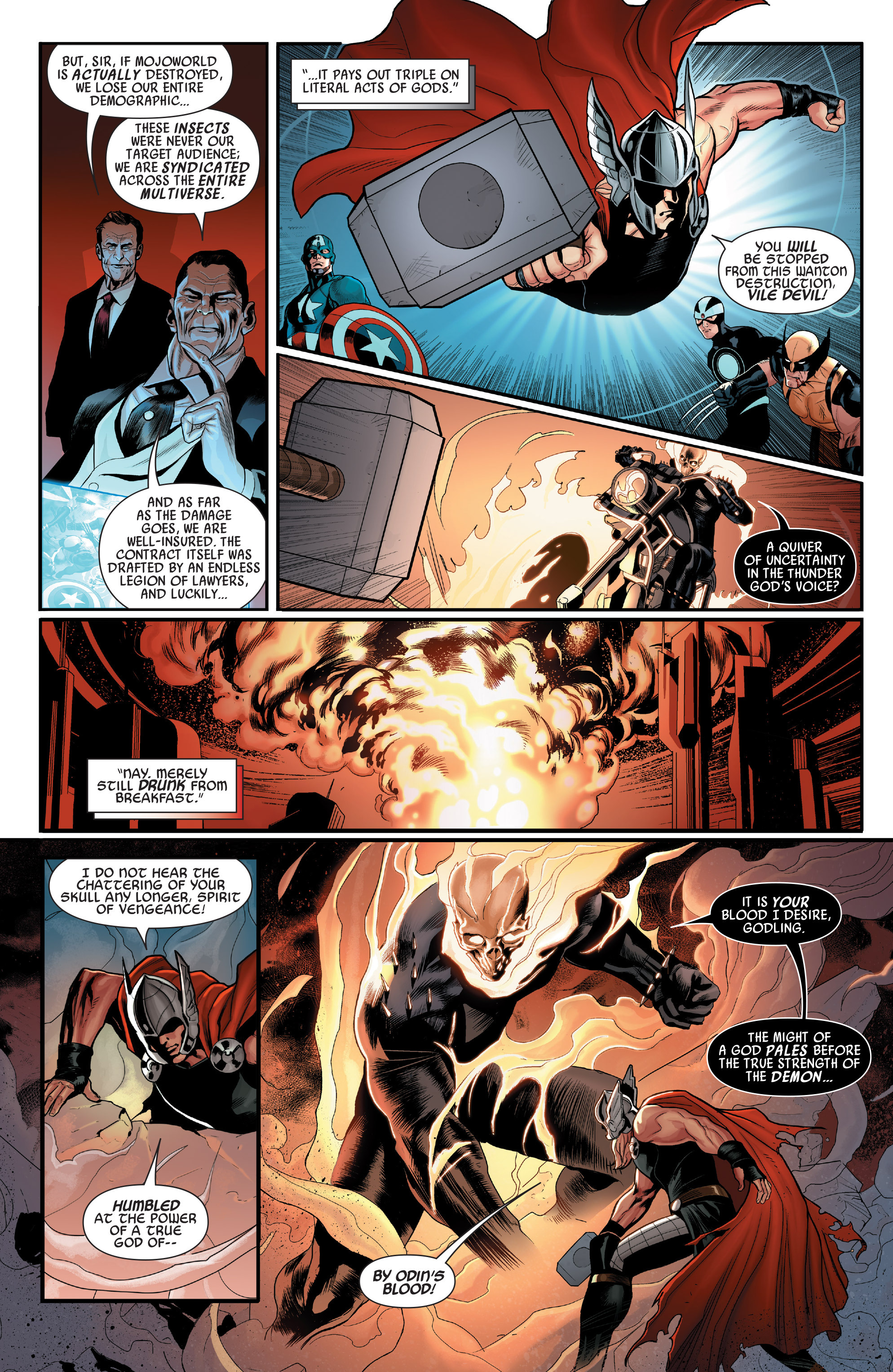 Read online Uncanny Avengers (2012) comic -  Issue # Annual 1 - 27