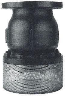 industrial valve foot valve suction valve