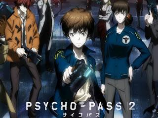 Psycho-Pass 2 – Todos os Episódios
