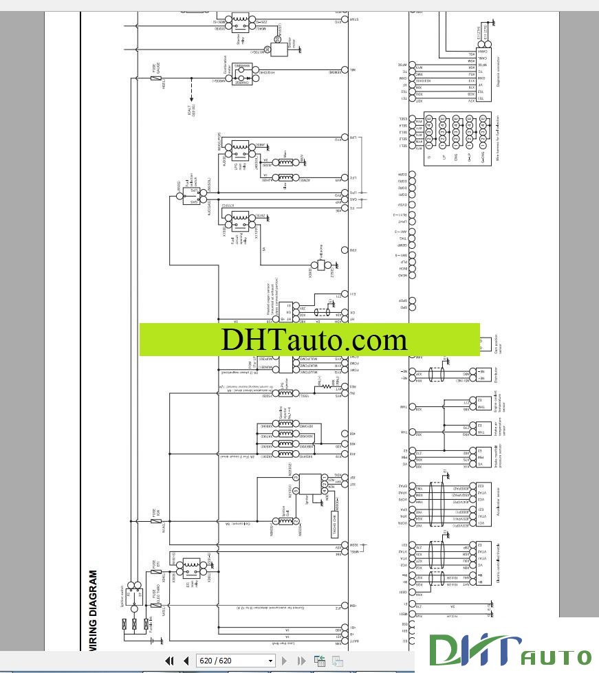 Toyota Forklift Trucks Full Set Manual Automotive Library. Link Download. Toyota. Toyota Forklift 6hbe30 Wiring Diagram At Scoala.co
