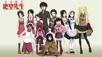Download Zoku Sayonara Zetsubou Sensei BD 1-13 Sub Indo 576p Batch