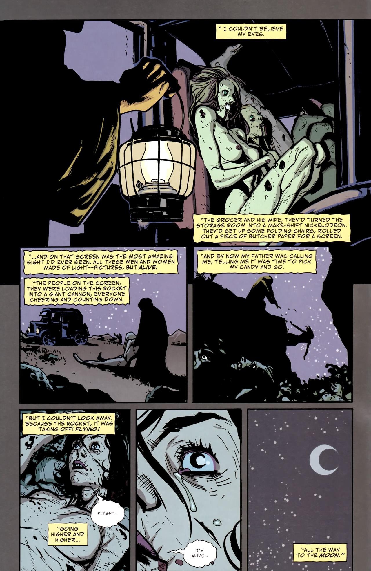 Read online American Vampire comic -  Issue #1 - 4
