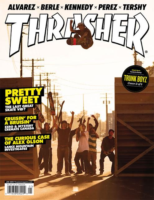 ben colen / thrasher magazine ©