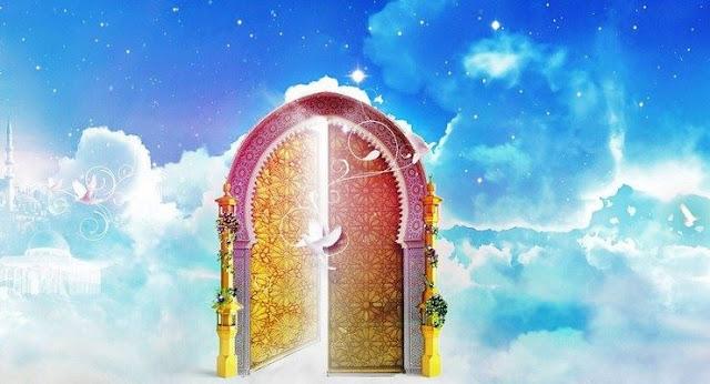 Beginilah Gambaran Pintu Surga Berdasarkan Sabda Nabi Dan Riwayat Para Sahabat