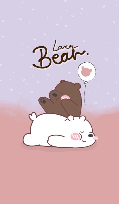 Bear Lover (Violet ver.)