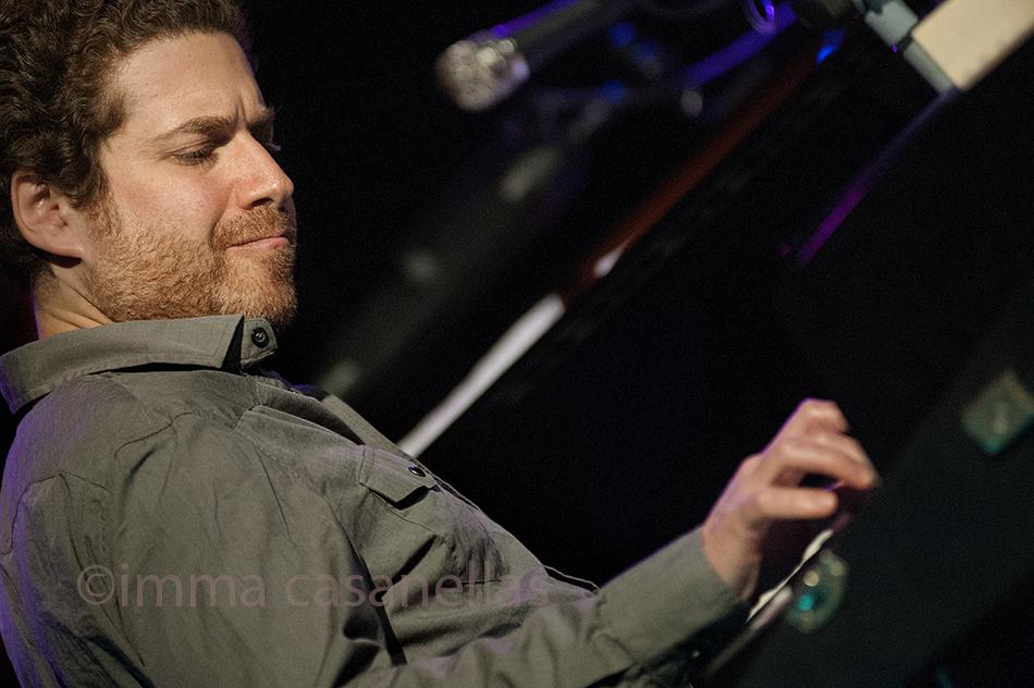 Kevin Hays amb Jeff Ballard 'Fairgrounds', Nova Jazz Cava, Terrassa 7-3-2015