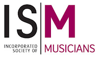 Incorporated Society of Musicians logo
