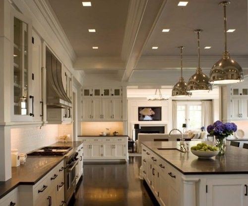 Gorgeous Kitchen Renovation In Potomac Maryland: The White Shed: Kitchen Love