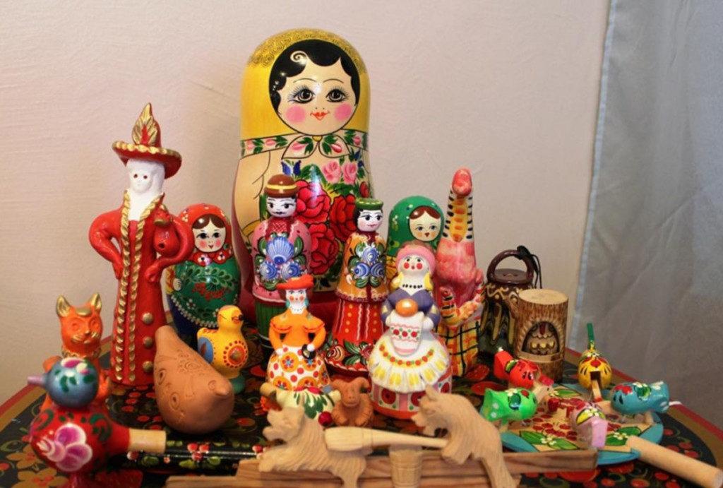 Картинка народная культура в доу