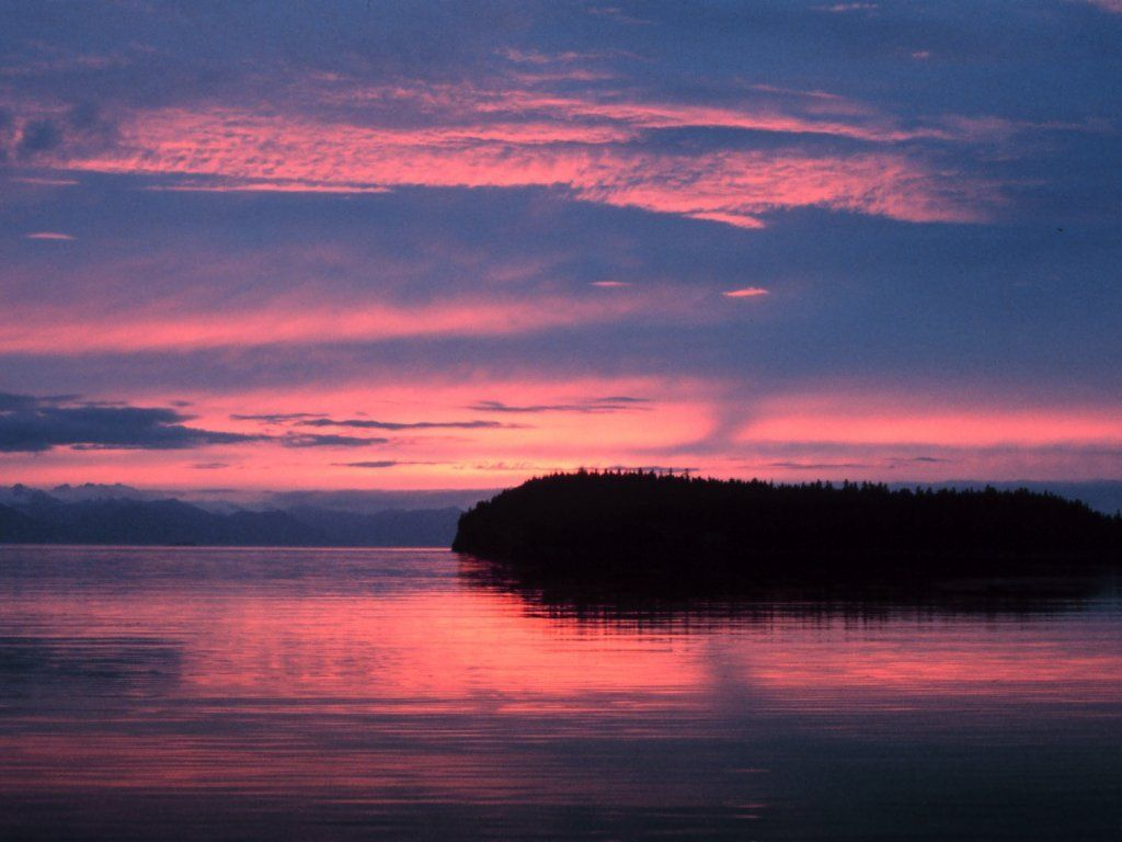 sunset wallpaper desktop |Sea and Sunset