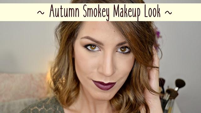 Maquillaje | Ahumado de Oto�o