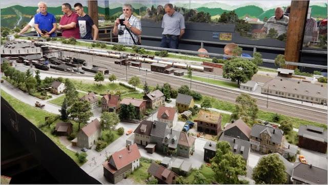 Modellbahnschau Bad Driburg