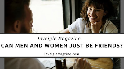 Friends, Inveigle Magazine