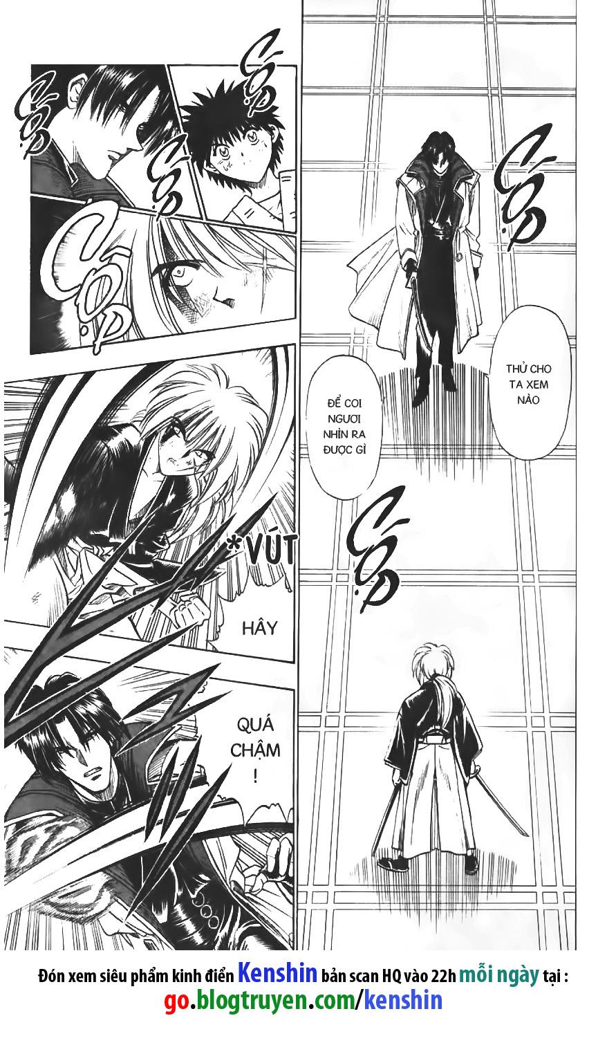Rurouni Kenshin chap 27 trang 6