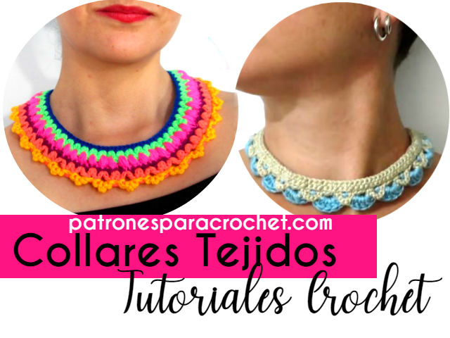 tejer-collares-crochet