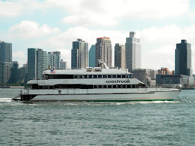 East River Transportation yacht