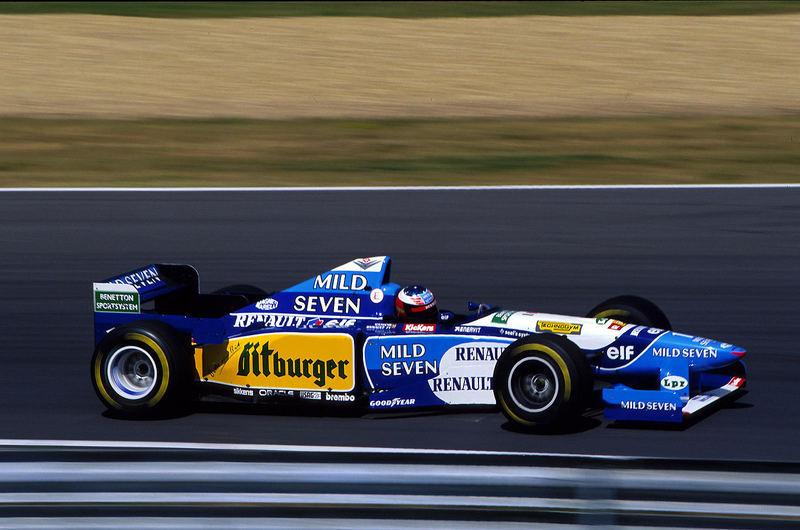 Formula One S Greatest Races 1995 European Grand Prix