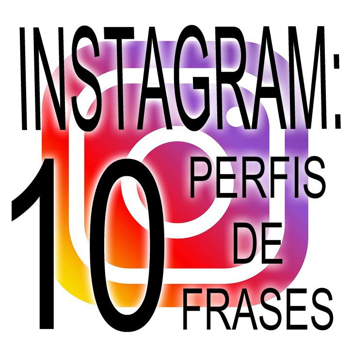 Instagram 10 Perfis De Frases Olhar De Garota