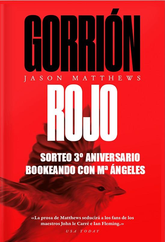 SORTEO GORRIÓN ROJO