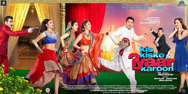 Kis Kisko Pyaar Karoon (2015) Movie Poster No. 3