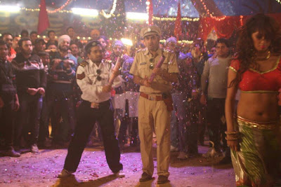 Rana Ranbir With Mr.Chulbul Pandey (Sharry Mann)