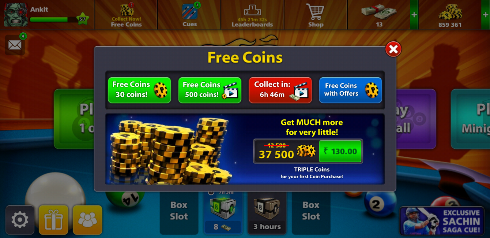 8 Ball Pool Cash Mod 8 Ball Pool 3 12 3 Apk Download Now 1 Cash Per Day