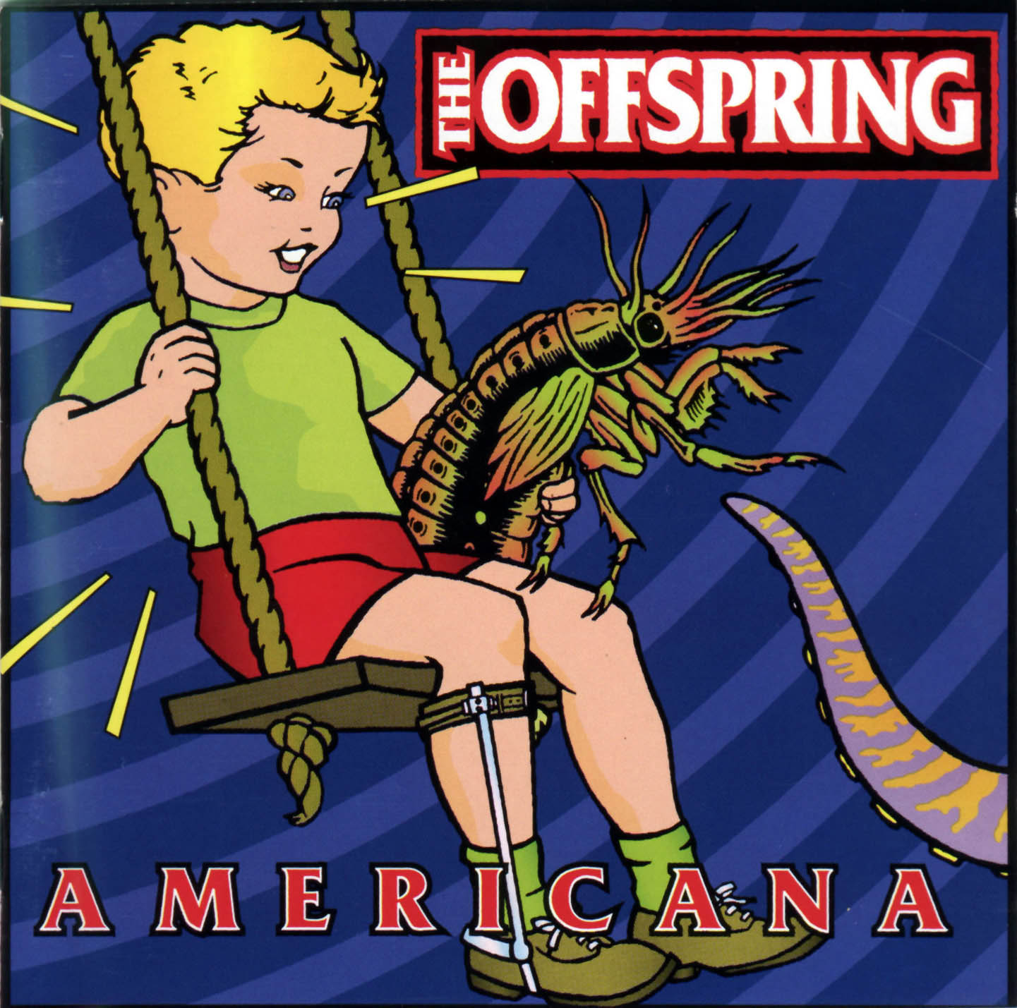 OuroboRock The Offspring  Discografia 1989  2008.Offspring Conspiracy Of One Meaning