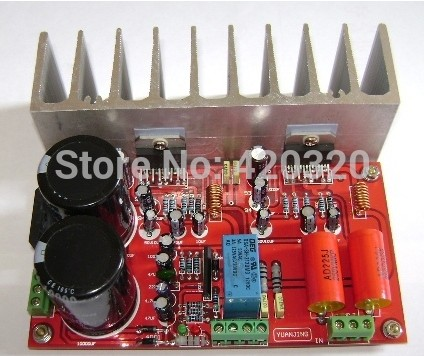 BA5406 двухканальный аудиоусилитель фирмы ROHM
