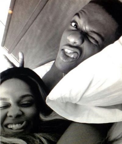 Tania Omotayo's loving birthday message to her boo, Wizkid