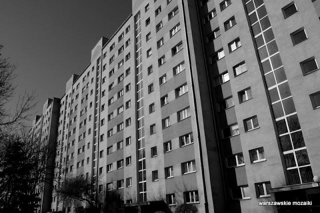Warsaw blok bloki bloczyska architektura Wola Koło