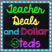 Teacher Deals and Dollar Steals