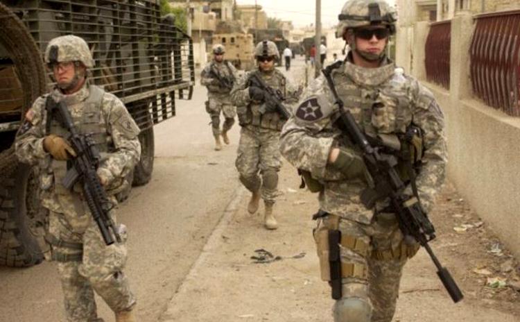 Tentara Amerika di Irak