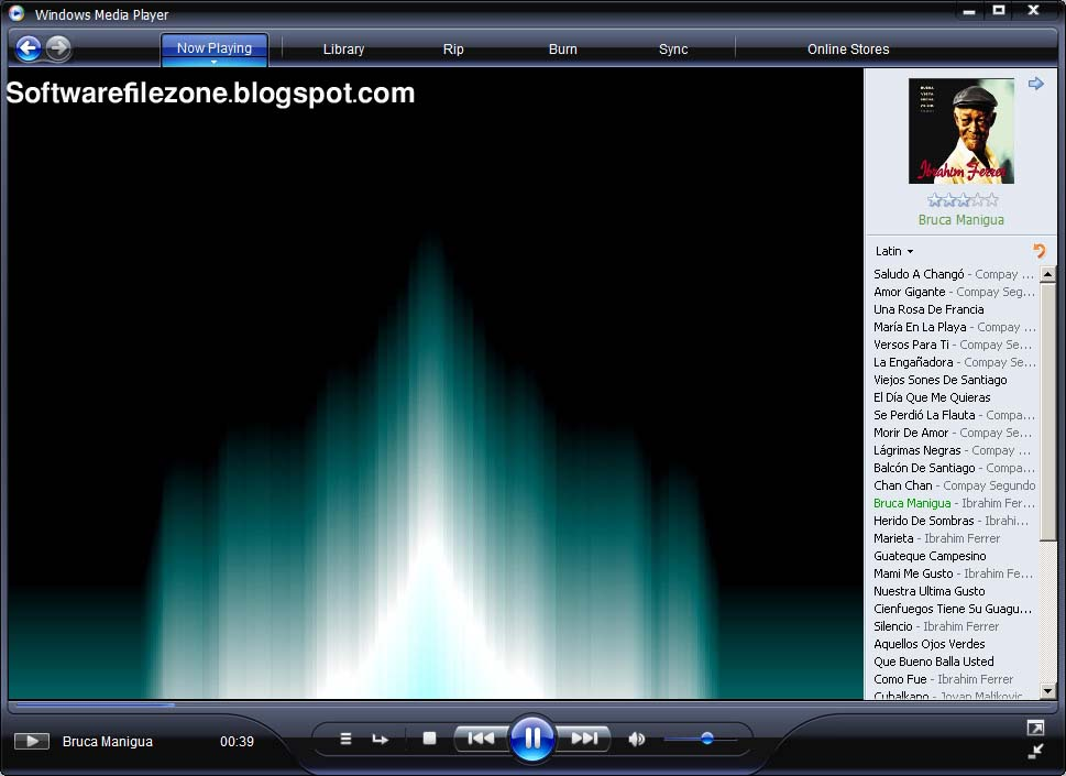 windows media player 11 download free xp