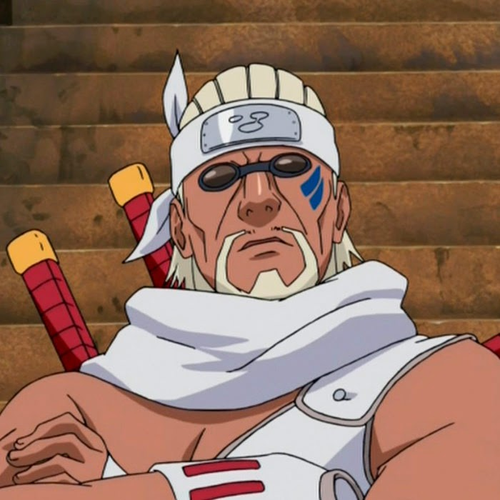 Killer Bee Naruto