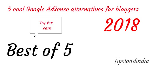 Google AdSense alternatives,best Google AdSense alternative