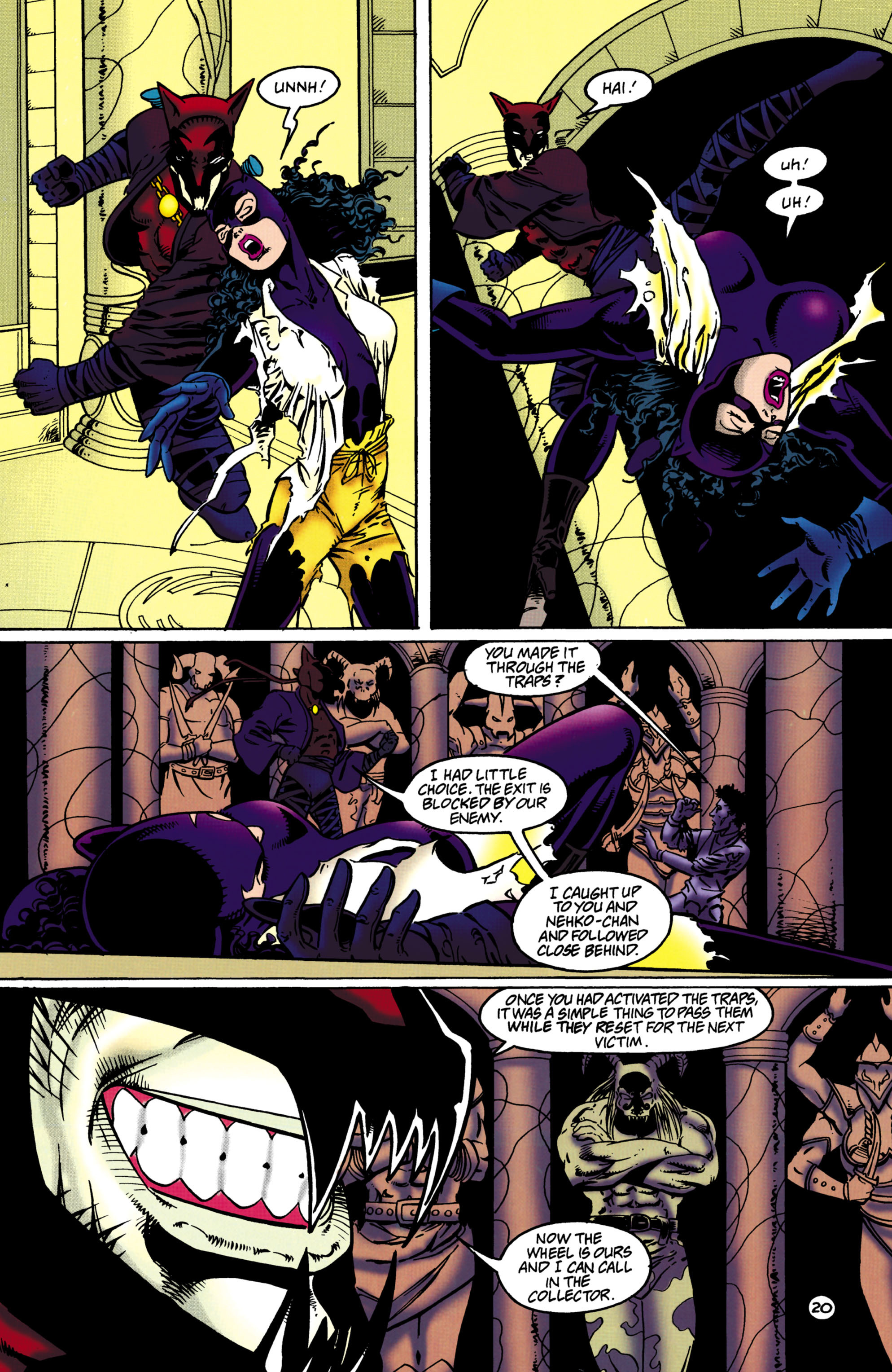 Catwoman (1993) Issue #35 #40 - English 20