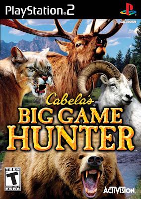 Cabela's Big Game Hunter 2008 (PS2)