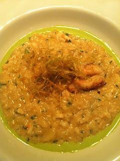 risoto alho poro restaurante lorenzo