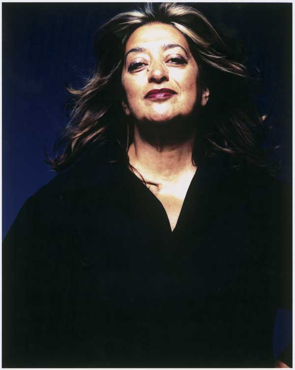 Zaha Hadid Biography Architecture