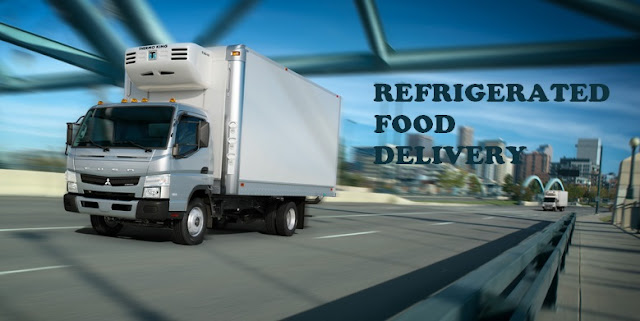 Refrigerated Food Delivery