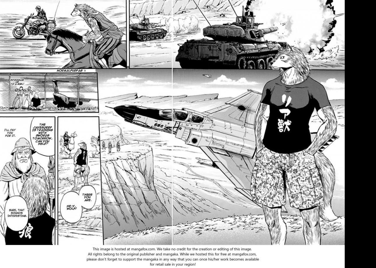 Gate - Jietai Kare no Chi nite, Kaku Tatakeri - Chapter 66