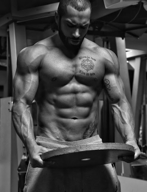 Lazar Angelov Shoulder Workout Routine