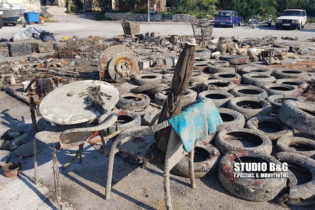 Αδιανόητο τι έκρυβε ο βυθός στο λιμάνι του Πόρου